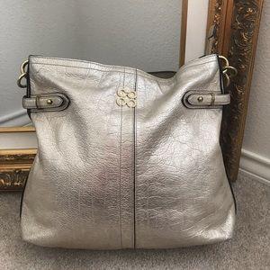 COPY - Coach silver hand bag 💿🌷